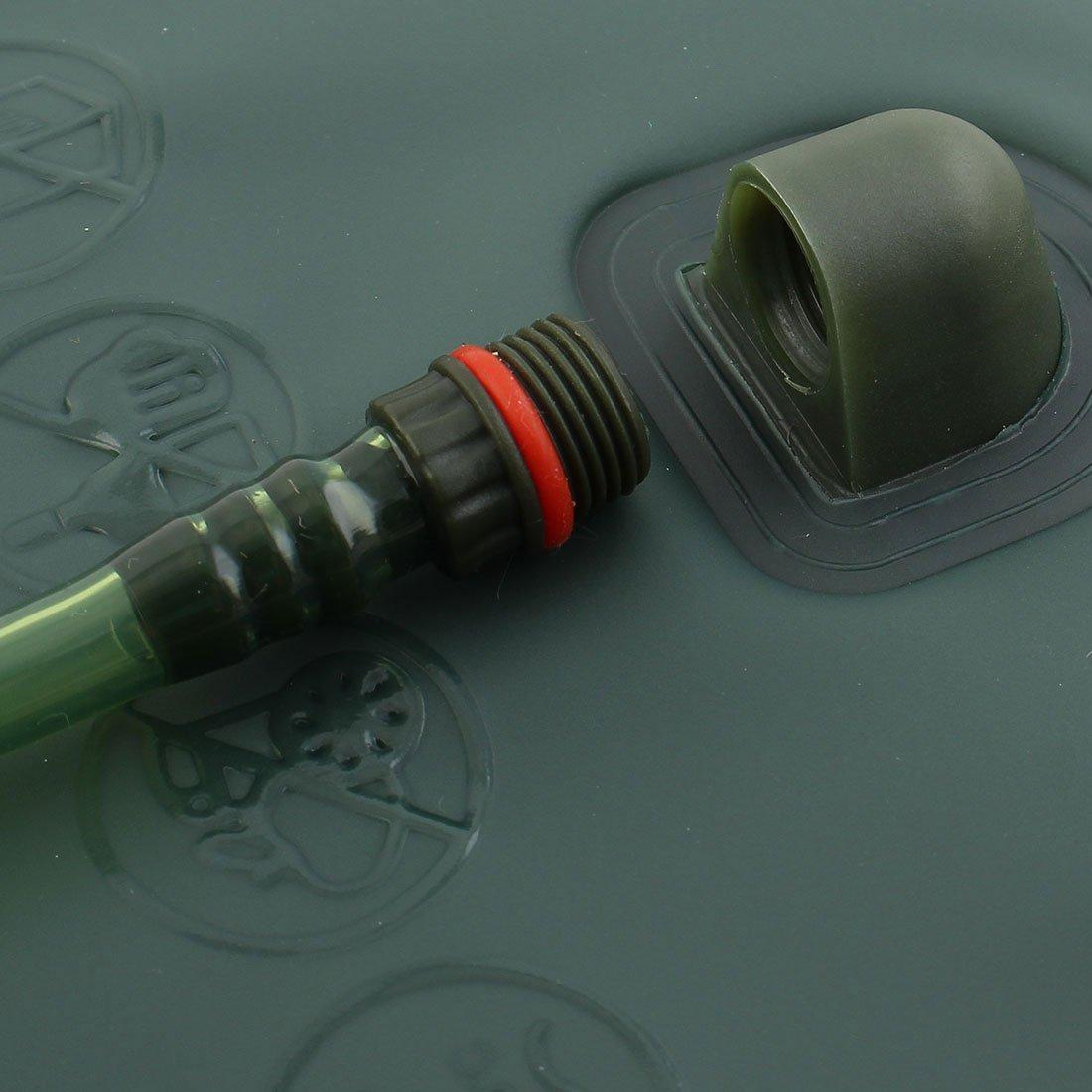 ... que va de excursión en Bicicleta Ciclismo Escalada hidratación Mochila Paquete CP camuflaje Color w la vejiga del agua 2.5L Bolsa : Sports & Outdoors