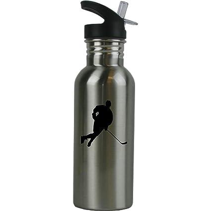 Amazon.com: Personalizado Personalizado jugador de hockey ...