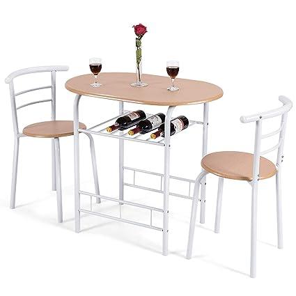 Yongtaifeng Ensemble Table Et Chaises Pour Salle à Manger Et