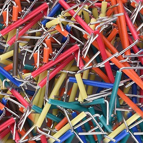 560 Piece Jumper Wire Kit 14 Lengths Assorted Preformed Breadboard Jumper Wire