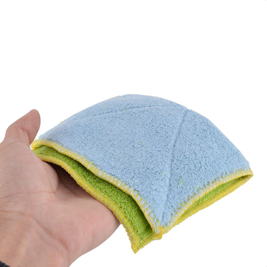 sourcing map Paño de tela de toalla de limpieza para plato de micro fibra inicio mesa comedor Tazón de Polvo: Amazon.es: Salud y cuidado personal