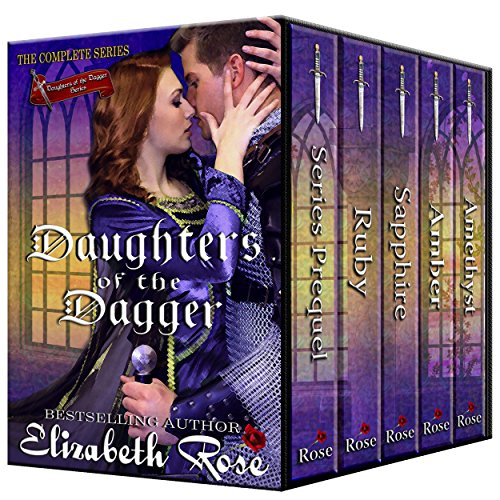 Daughters of the Dagger Boxed Set: (The Complete Series)