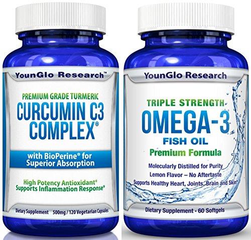 C3 Curcumin Complex 60 Caps - 9