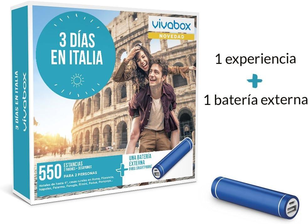 vivabox 3 dias en italia