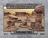 (US) Battlefield in a Box: Badlands Tors - BB566 - Terrain By Battlefront