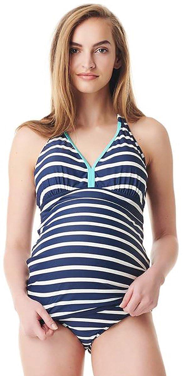 Esprit Maternity C84854 - Tankini de Maternité - Femme TASK LICENSE B.V.