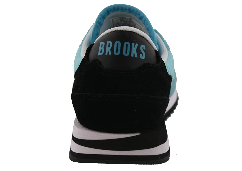 Brooks Women's Chariot B01KOVGYHM 6.5 B(M) US Blue Atoll/Black
