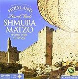 Holyland Handmade Shmura Matzo, 1-pounds
