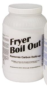Fryer Boil Out, Disco FB08, 2 each 8# tubs per box, 16# total