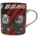KRUNK × BIGBANG[マグカップ]陶器製マグ/BANG BANG BANG ビッグバン【ライン 】