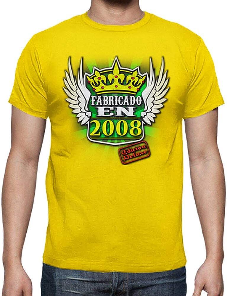 latostadora - Camiseta 2008 para Hombre: darkmiau1983: Amazon.es: Ropa y accesorios