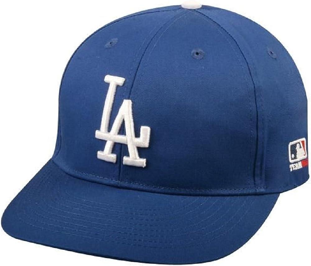 Royal Blue Mens Adjustable Baseball Cap