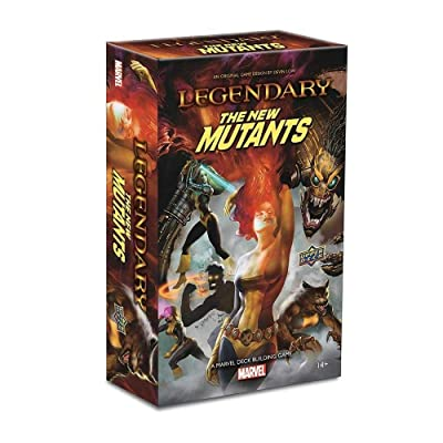 2020 Legendary: New Mutants. A Marvel Deck Building Game Expansion: Toys & Games