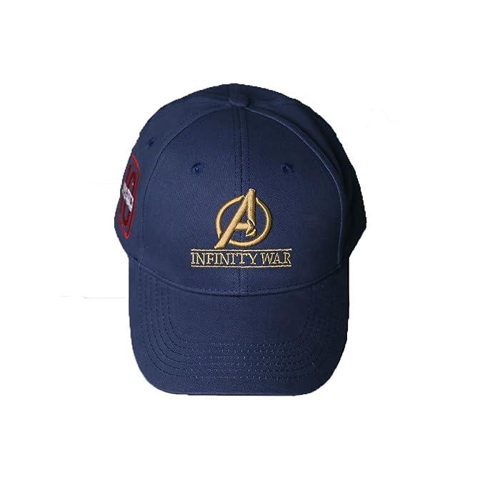 COSFLY Infinity Hip Hop Hat Baseball Cap Unisex Snapback Peaked Cap ... 206144e24c3
