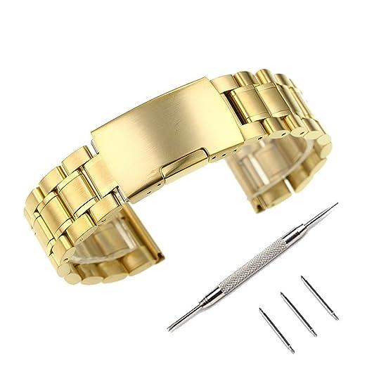 5 opinioni per Fitbit Blaze Accessori Watch Band, Fotowelt cinturino in acciaio cinturino con