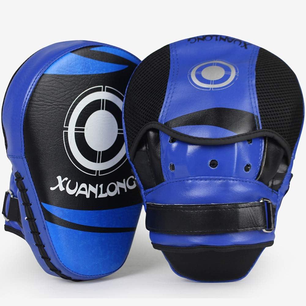 Mitones de Enfoque YOUSHANG Set de Almohadillas de Boxeo Muay Thai Taekwondo Sanda Fight Training Strike Pads Son duraderos Patas de Oso para Boxeo Punch Pads