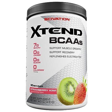 Scivation Xtend BCAA Kiwi Strawberry - 375 gr