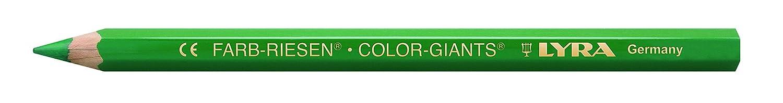 LYRA LYRA LYRA Farb-Riesen Kartonetui mit 12 Farbstiften, türkis B001ANXKJE | Für Ihre Wahl  7b3cfa