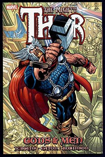 Thor Gods and Men New Trade Paperback TPB Graphic Novel Marvel Comics