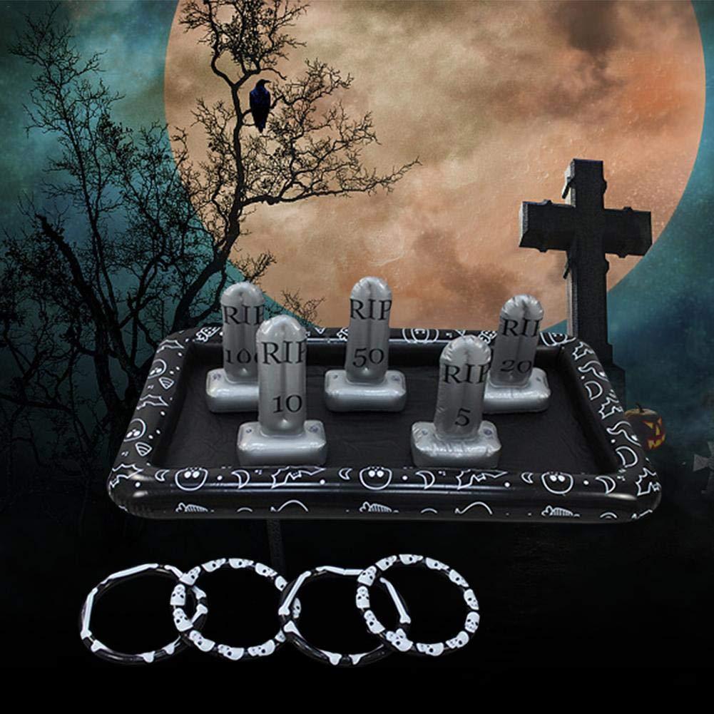 kingpo 2020 - Cubo de Hielo Hinchable para Halloween: Amazon.es: Hogar