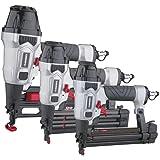 Husky 3-Piece Pneumatic Finish Nailer Kit