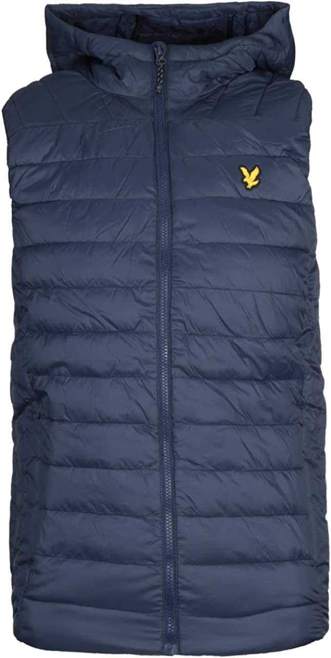 Lyle and Scott Mens Lightweight Quilted Gilet