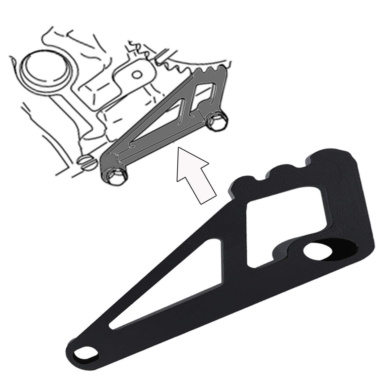 Timing Chain Locking Wedge Tool and Crankshaft Positioning Wrench Similar to Rotunda 303-448 Yoursme Cam Phaser Locking Tool 6024 /& 525219 for Ford 4.6L//5.4L 3V Engines T93P-6303-A