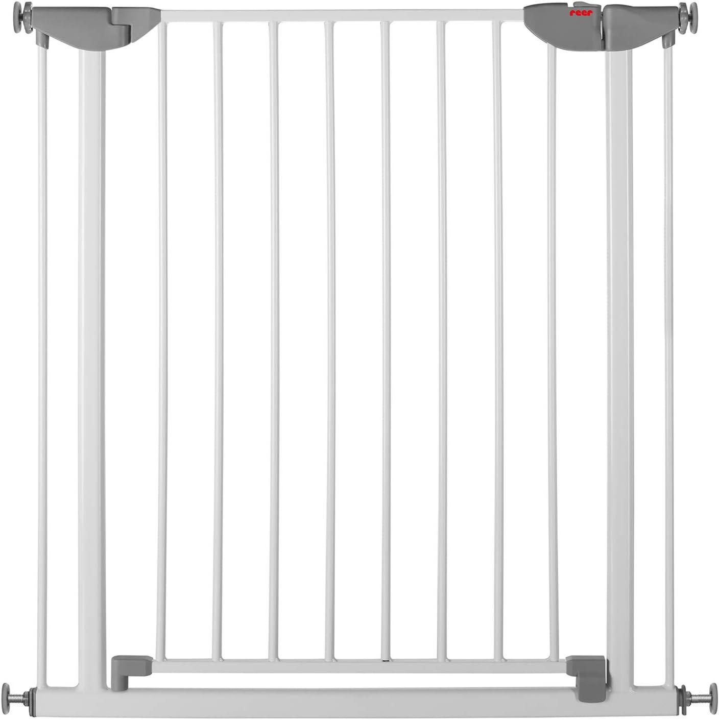 Reer 46730 Puerta//Klemmgitter con Einbau-Indikator