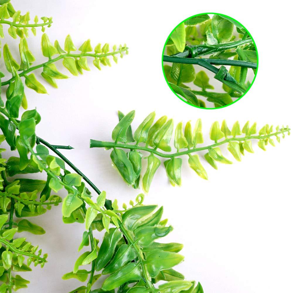 JWCTECH Artificial Plants Vines