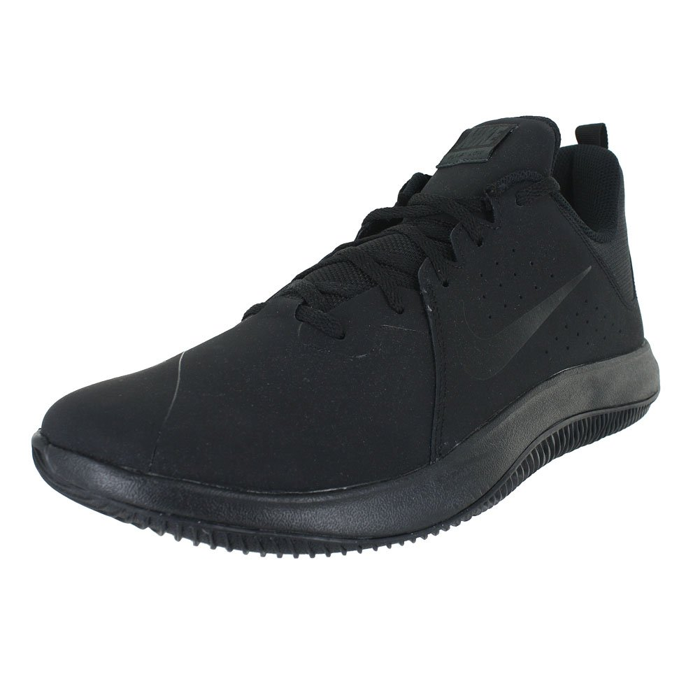 ffe2ea6c16f7 Galleon - Nike Men s Fly.by Low Basketball Shoe Black Anthracite 11.5