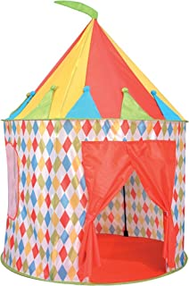 Kids Kingdom Pop-up Circus Play Tent  sc 1 st  Amazon UK & Circus Canopy Tent (each): Amazon.co.uk: Toys u0026 Games