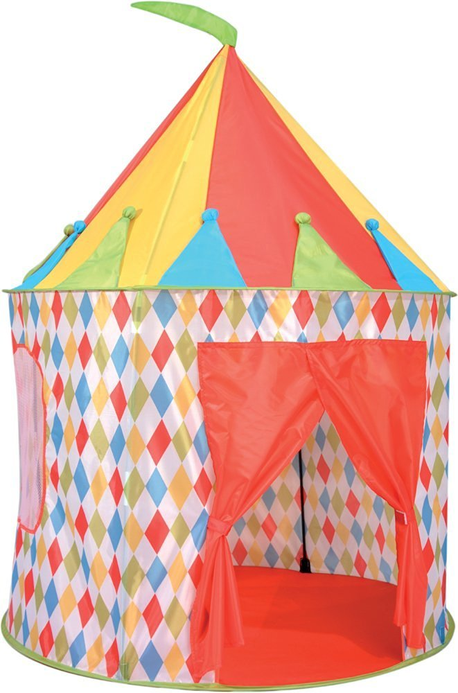 sc 1 st  Amazon UK & Kids Kingdom Pop-up Circus Play Tent: Amazon.co.uk: Toys u0026 Games