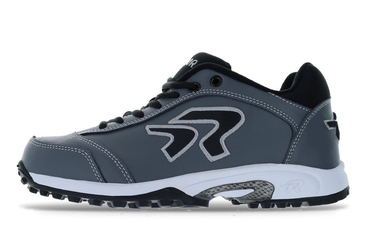 Dynasty 2.0- Men's Turf Charcoal-Black 10.0 by Ringor