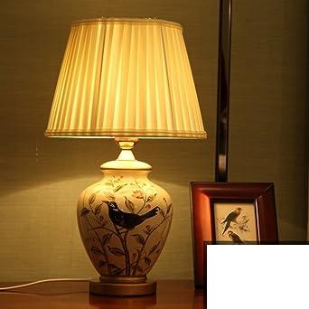 Keramik Lampen/Schlafzimmer Tischleuchten/Kreative Mode warmen Lampe ...