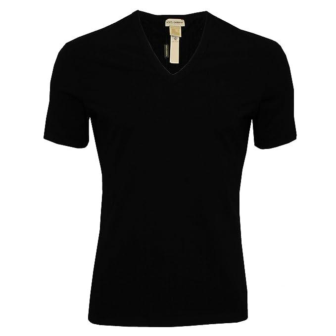 Dolce & Gabbana La camiseta de Ropa interior hombre Serafino, D & G S-