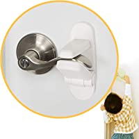 Baby Proofing Childproofing Door Lever Lock [4 Pack] - Outsmart Child Proof Lock for Kids, 3M Adhesive Child Safety Door…