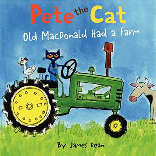 Pete Cat Old MacDonald Farm