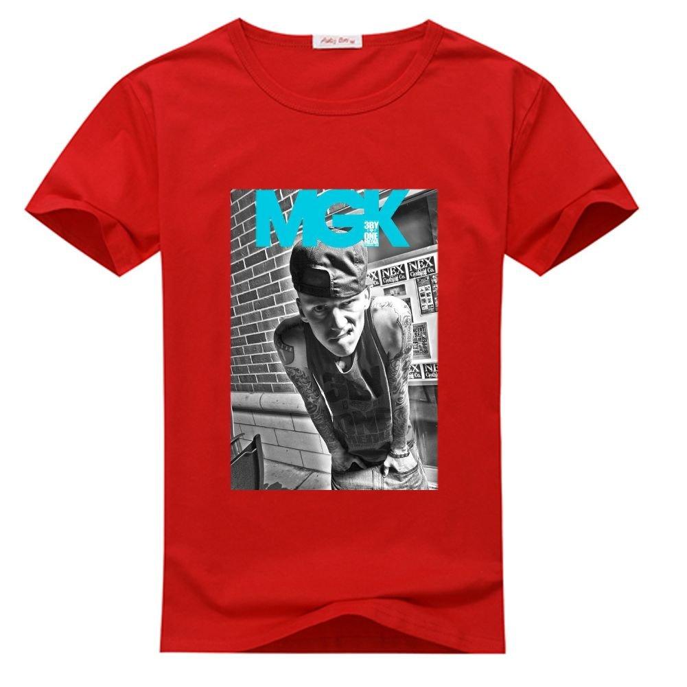Amazon Diytshirt Mgk T Shirt Custom Womens Classic 100