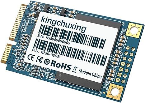 JIAX SSD Msata Unidad de Disco Duro Interno de Estado sólido 32GB ...