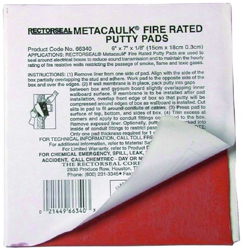 lh-dottie-frp67-fire-rated-putty-pad-6-inch-by-7-inch-by-1-8-inch-red-20-pack
