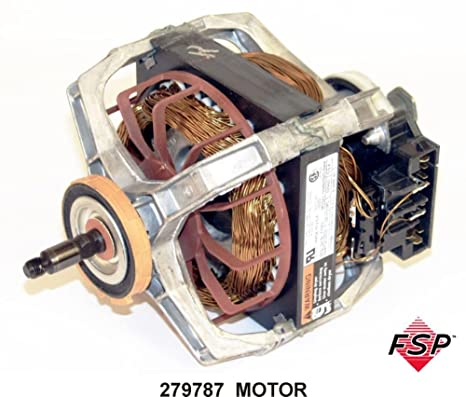 Kenmore 279787 secador Disco Motor y Auténtica fabricante de equipo original (OEM) parte de