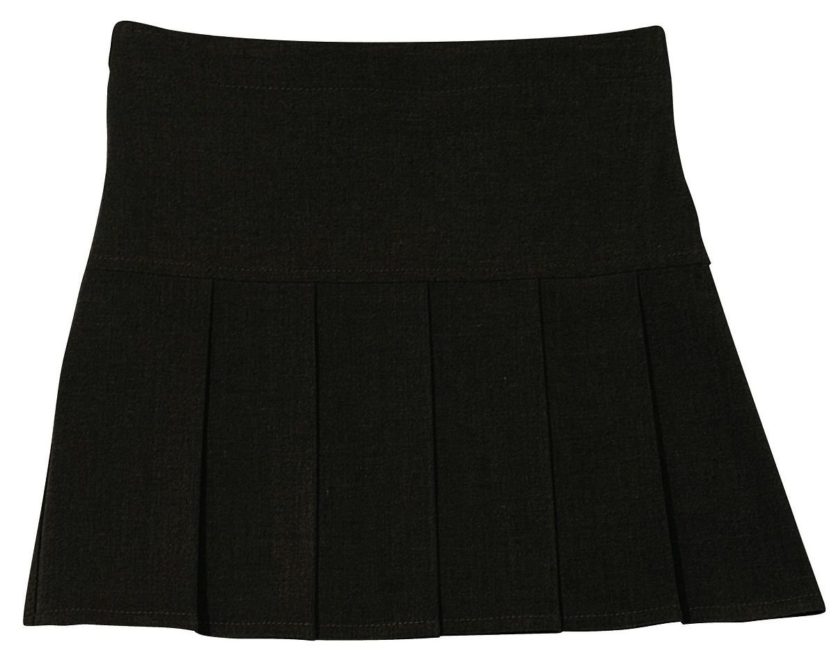 Girls School Wear School Uniform Girl Hand Pleat Secondary School Skirt Skirts CSKG113M