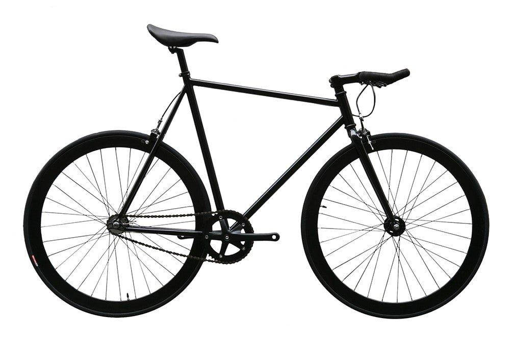 CARTEL BIKES カーテルバイク AVENUE LO COMPLETE BIKE アベニュー ロー コンプリートバイク B06XFGKLFP 58cm|ブラック(BLACK) ブラック(BLACK) 58cm
