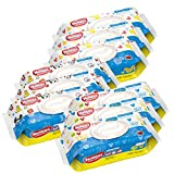 HUGGIES Simply Clean Fresh Scented Baby Wipes, Soft Pack (9-Pack, 648 Sheets Total), Alcohol-free, Hypoallergenic