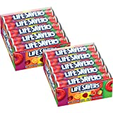 Life Savers 5 Flavors Hard Candy Rolls, (Pack of 20)