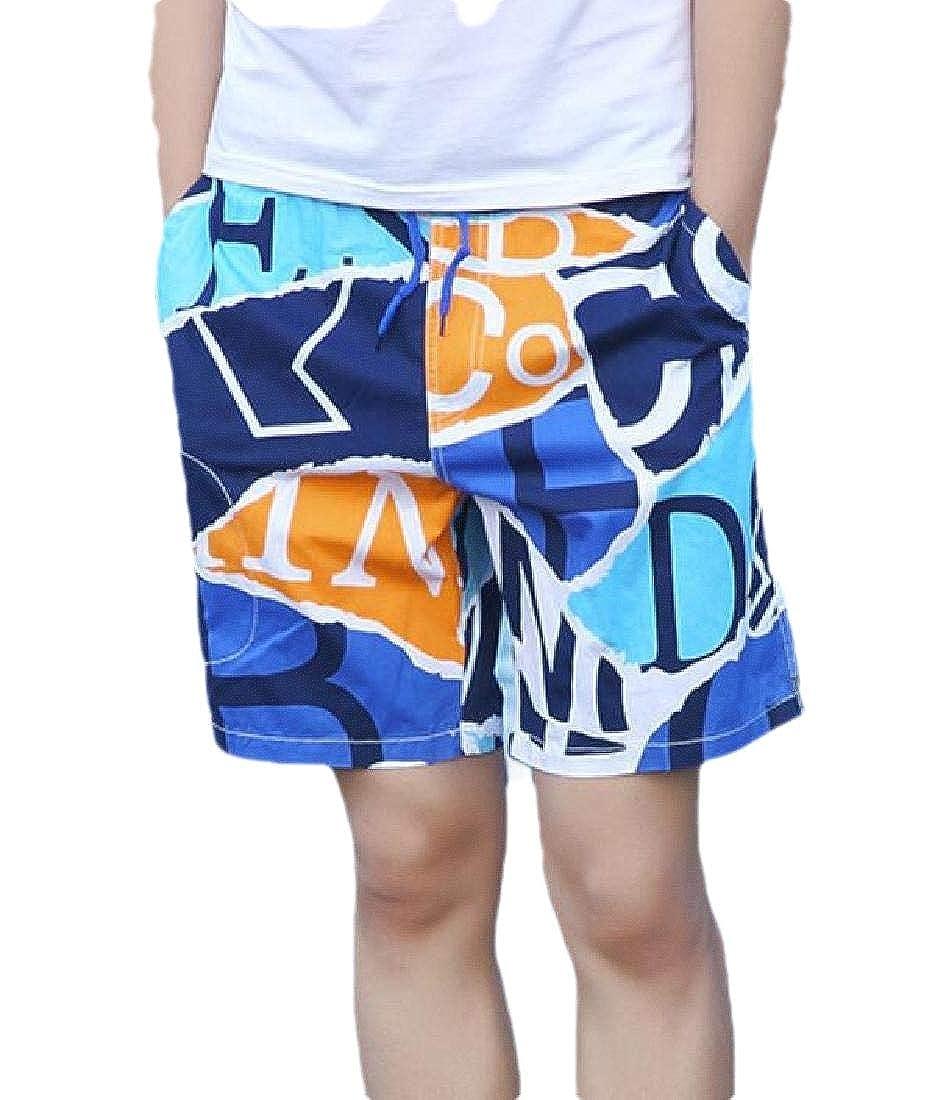 Mens Board Shorts Swimwear Beach Holiday Swim Trunks Party Short Pants