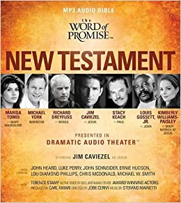 The Word of Promise New Testament: New King James Version