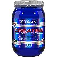 AllMax Creatine 100% Micronized Creatine Monohydrate, 1 Kilograms