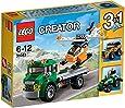 LEGO  - 31043 - Creator - Jeu de Construction - Le Transport de l'Hélicoptère