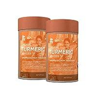 OMG! Superfoods Organic Turmeric Powder - 100% Pure, USDA Certified Organic Turmeric...